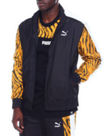 Puma tiger panel zip jacket