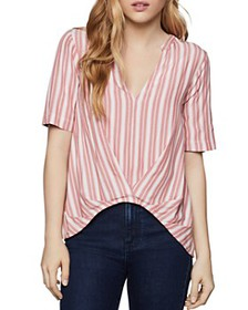 BCBGENERATION - Pleated High/Low Top