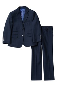 Isaac Mizrahi 2-Piece Suit - Husky Sizes Available