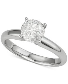 Diamond Solitaire Engagement Ring (1-1/4 ct. t.w.)
