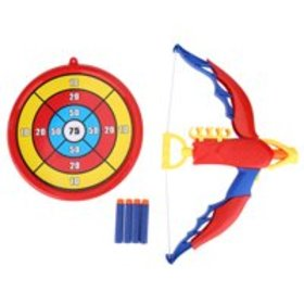 Kids Archery Bow and Arrow Toy Set with Target, To