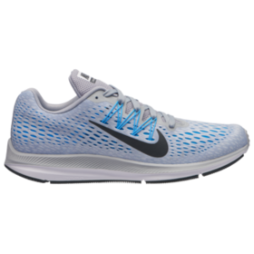 Men's - Wolf Grey/Anthracite/Pure Platinum/Blue He