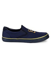 Polo Ralph Lauren Thompson Varsity Patch Slip-On S