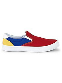 Polo Ralph Lauren Thompson Colorblock Slip-On Snea