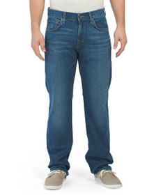 7 FOR ALL MANKIND Austyn Relaxed Straight Jeans