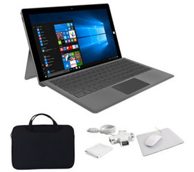 """Thomson Hero 13.3"""" 2-in-1 Tablet with Sleeve - E30"""