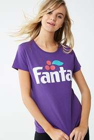 Forever21 Fanta Graphic Tee