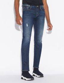 Armani COTTON MADE IN AFRICA J13 SKINNY-FIT, FIVE-