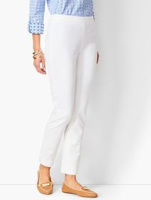 Talbots Talbots Chatham Ankle Pants - Solid