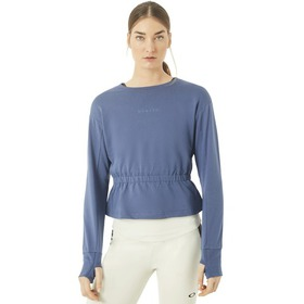 Oakley Oakley Luxe Crewneck Fleece - Blue Indigo