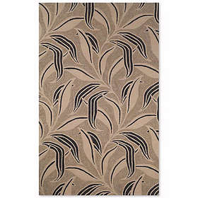 Liora Manne Ravella Leaf Indoor/Outdoor Rug