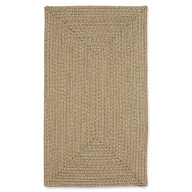 Capel Rugs Candor Indoor/Outdoor Rug in Tan