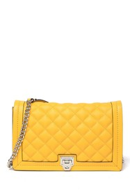 Rebecca Minkoff Madison Leather Quilted Shoulder B