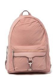 Rebecca Minkoff Always On MAB Leather Trimmed Nylo