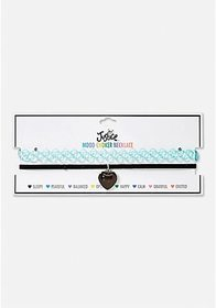 Justice Mood Charm Choker - 2 Pack