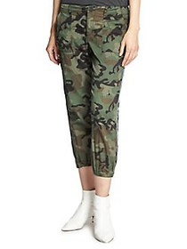 Sanctuary Peace Tropper Camo Sport Pants LOVE CAMO