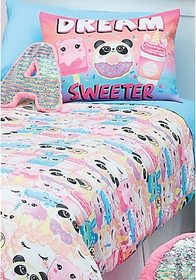 Justice Sweet Treat 5-Piece Bed in a Bag - Twin Si