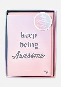 Justice Compliment Cards - Set of 12