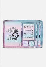 Justice The Magic is Real Stationary Set