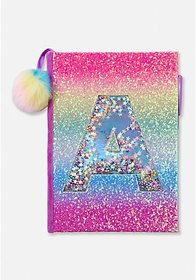 Justice Rainbow Shaky Initial Journal