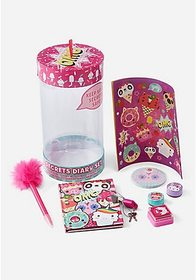 Justice Sweet Critters Safe Secrets Diary Set