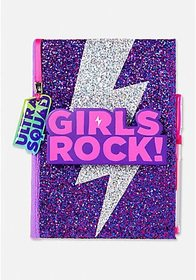 Justice Ultra Squad Girls Rock Squish Journal