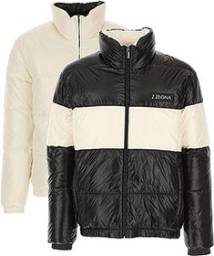 Ermenegildo Zegna Men's Down Jacket