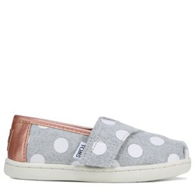 TOMS Kids' Alpargata Slip On Toddler/Preschool Sho