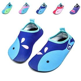 Kids Swim Water Shoes Quick Dry Non-Slip for Boys