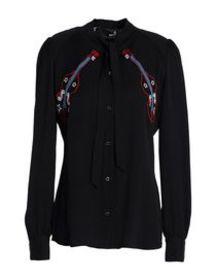 LOVE MOSCHINO - Shirts & blouses with bow