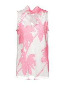 MOSCHINO CHEAP AND CHIC - Silk top