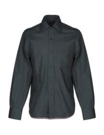 LANVIN - Solid color shirt