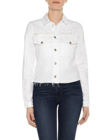 JOE'S Jeans The Military Crop Edma Jacket~14116652
