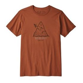 M's Hoofin' It Organic T-Shirt, Copper Ore (CPOR)