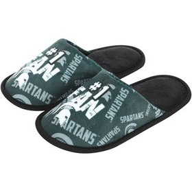 Michigan State Spartans Youth Scuff Slide Slippers
