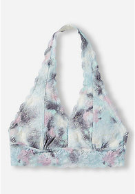 Justice Lace Padded Halter Bralette