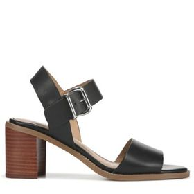 Franco Sarto Women's Harlie Ankle Strap Leather Sa