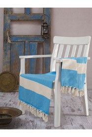 WALLITY Elmas Beach Towel - Turquois