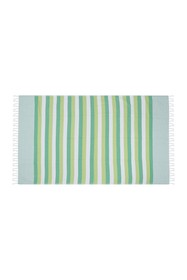 WALLITY Pamukkale Beach Towel - Green
