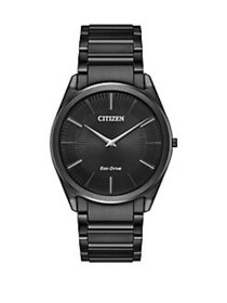 Citizen Eco-Drive Stainless Steel Bracelet Watch B
