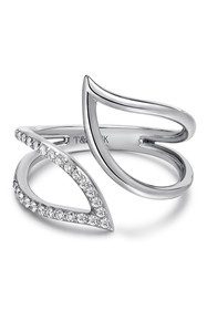 TARA Pearls 14K White Gold Diamond Ring - 0.15 ctw
