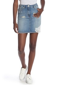 LOVE Moschino Giubbino Denim Skirt