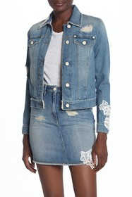 LOVE Moschino Giubbino Denim Jacket