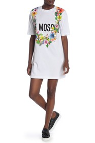 LOVE Moschino Ghirlanda Flower Garland Dress