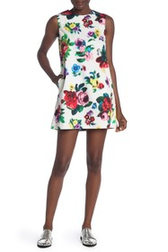 LOVE Moschino Vestito Floral Dress