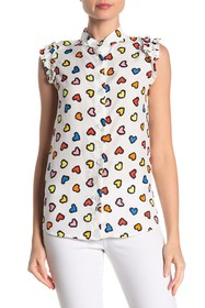 LOVE Moschino Camicia Tank Blouse