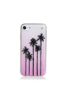 kate spade new york - Ombré Palm Tree iPhone 7/8 C