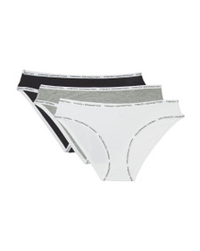 FRENCH CONNECTION 3pk Logo Bottoms