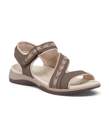 DR. SCHOLL'S Leather Sport Sandals