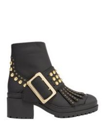 BURBERRY - Ankle boot